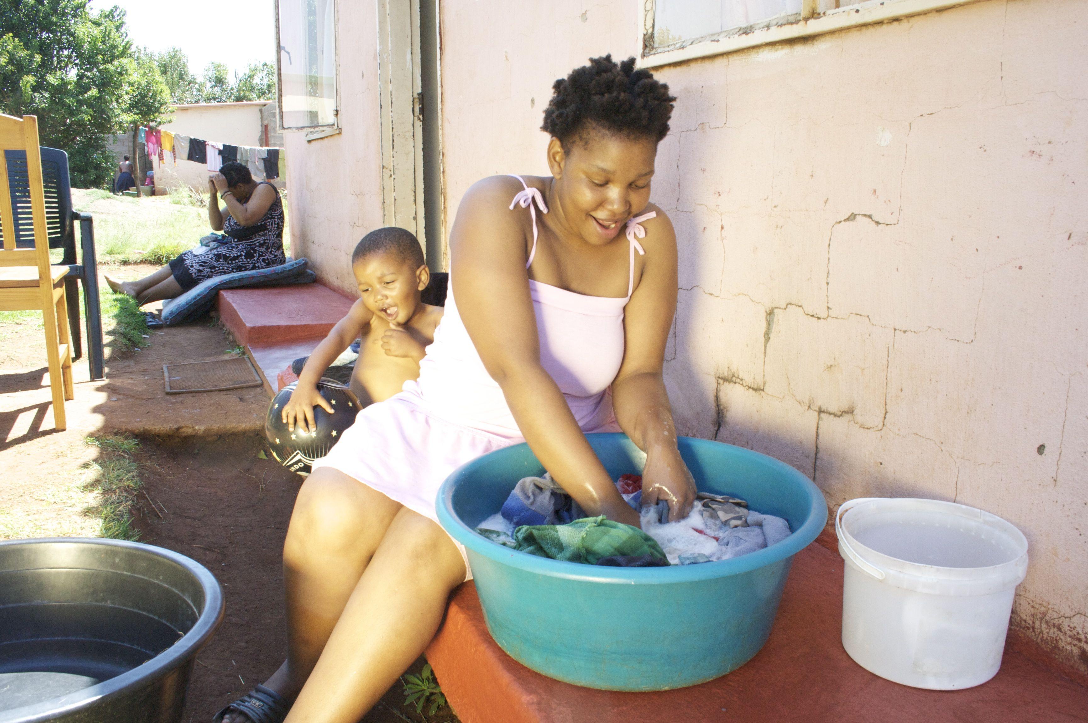 zulu young girls gallery