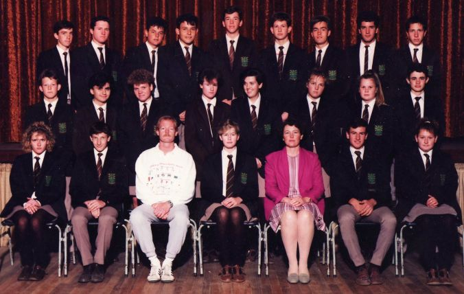 Willowmoore class photo 1988