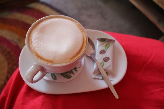 madham cappuccino