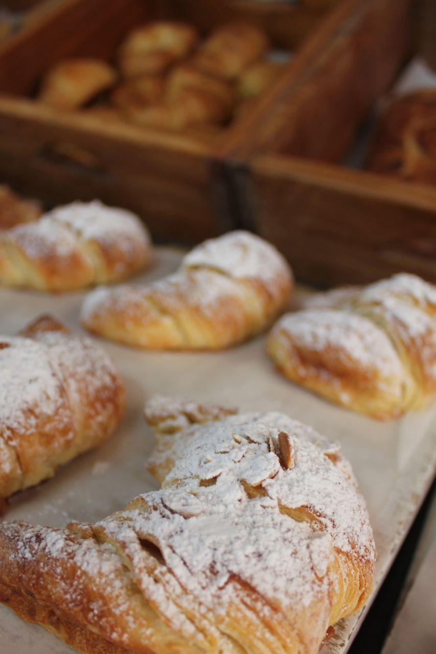 The Almond Croissant...