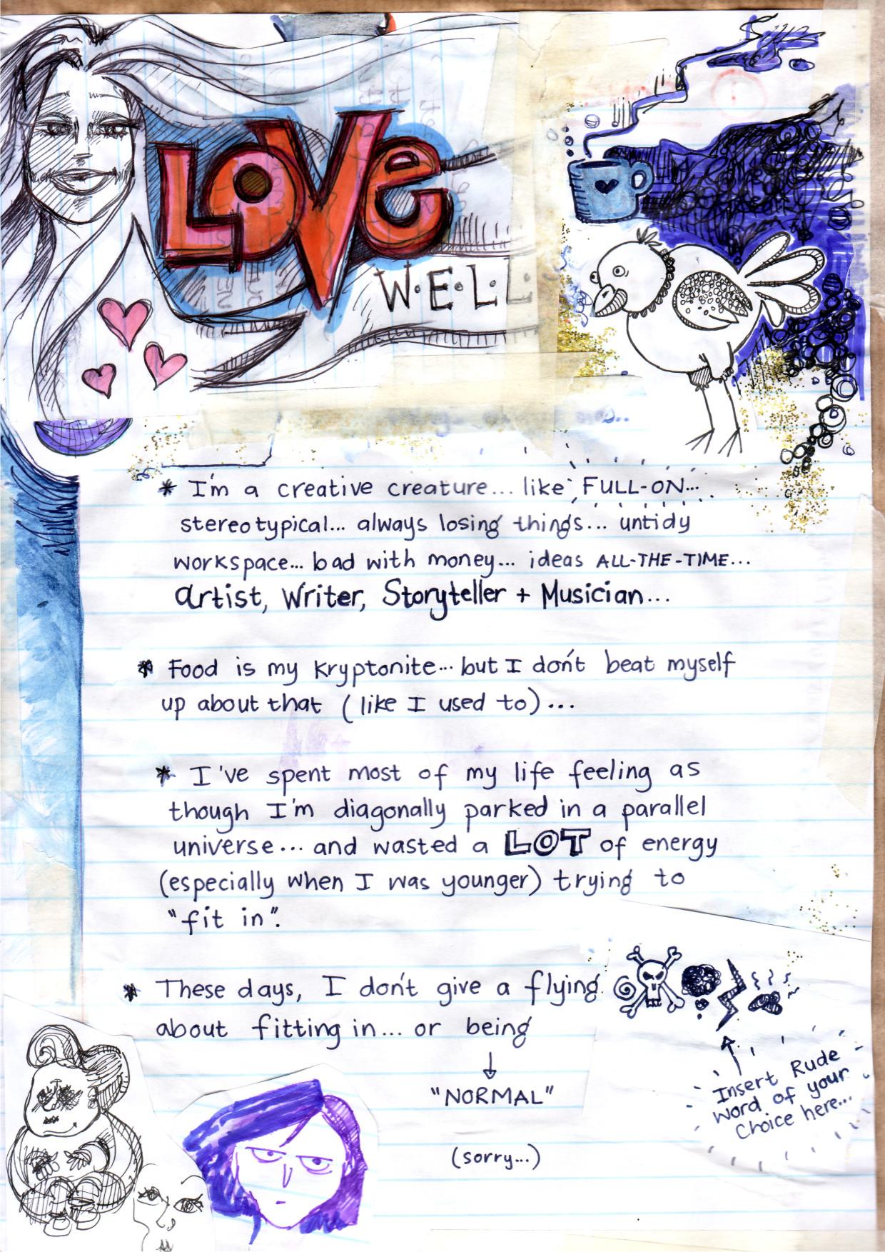 Heather's Scribble-Art