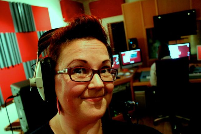 My Studio-Selfie :-)