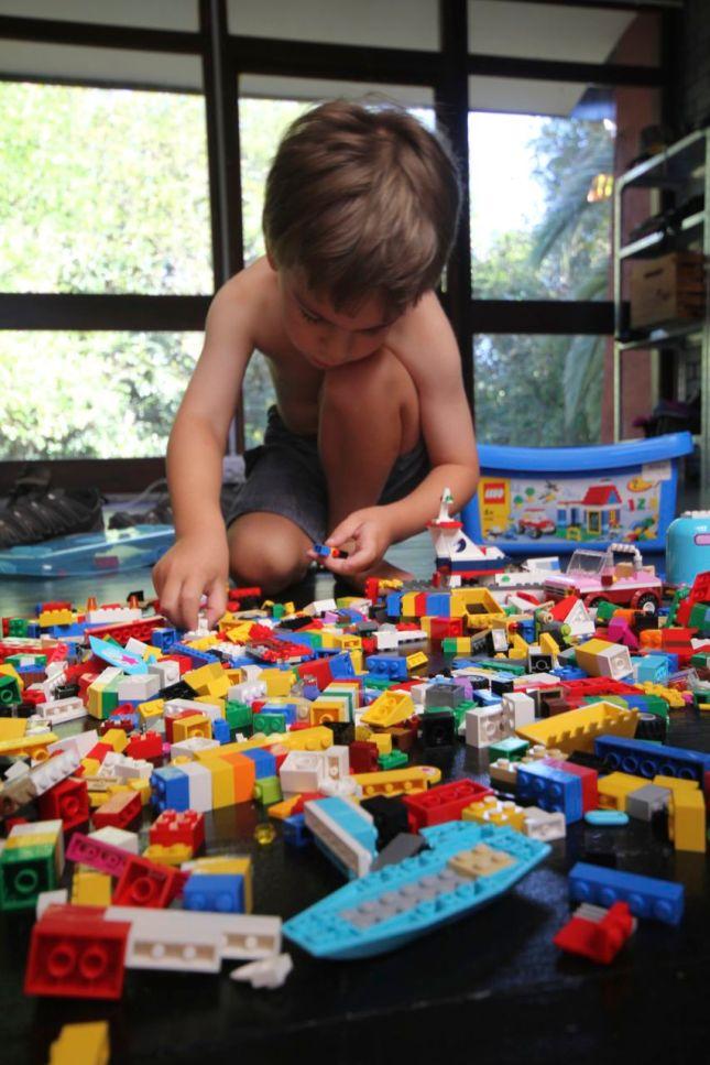 Lego! Lego! Lego!