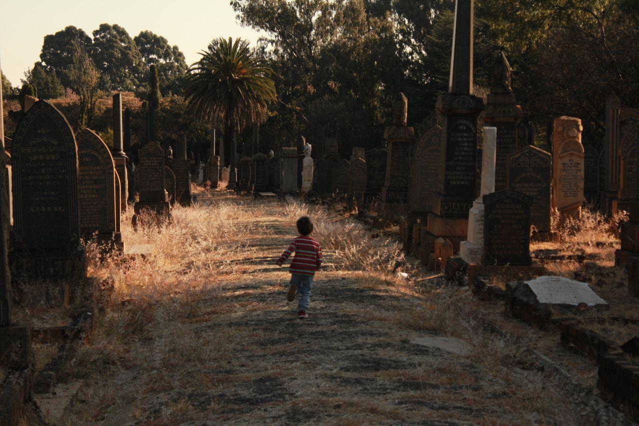 Exploring old, overgrown, historic graveyards...