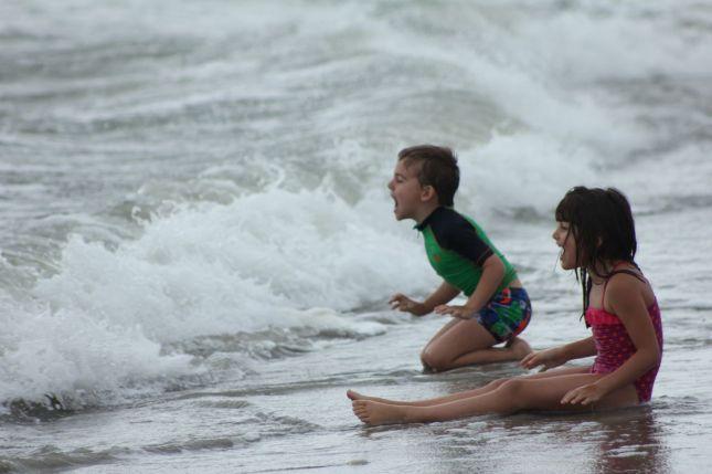 Beach-time in Florida… :-)