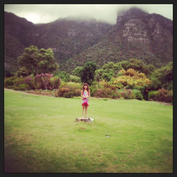 Kirstenbosch Gardens - I absolutely LOVE it there!