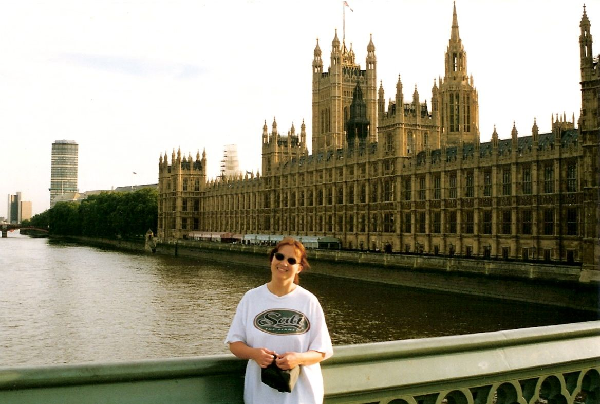 solo england trip