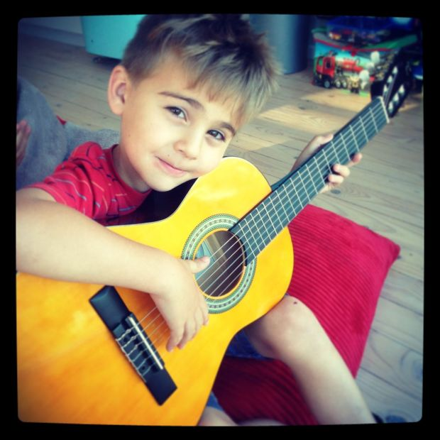 joah's guitar