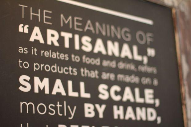 artisanal