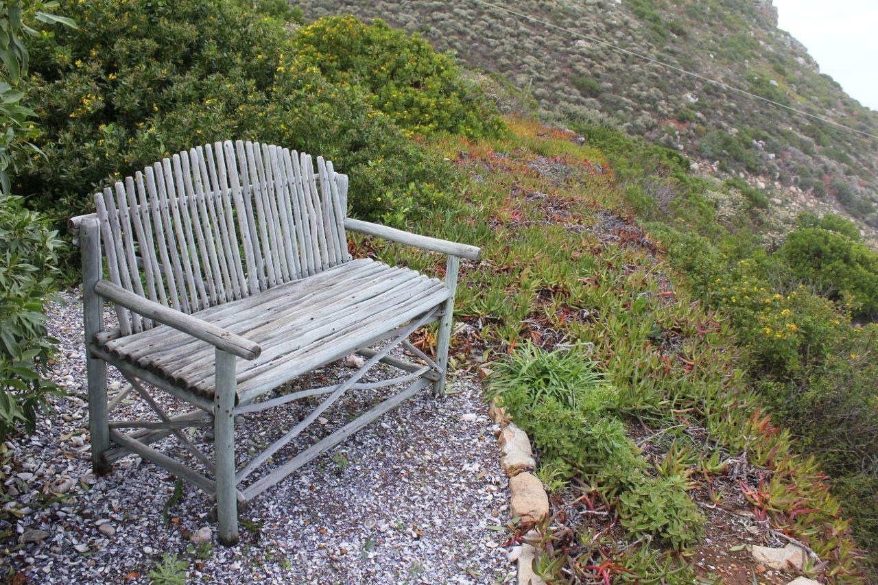 My happy bench...