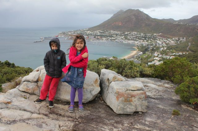 simon's town view