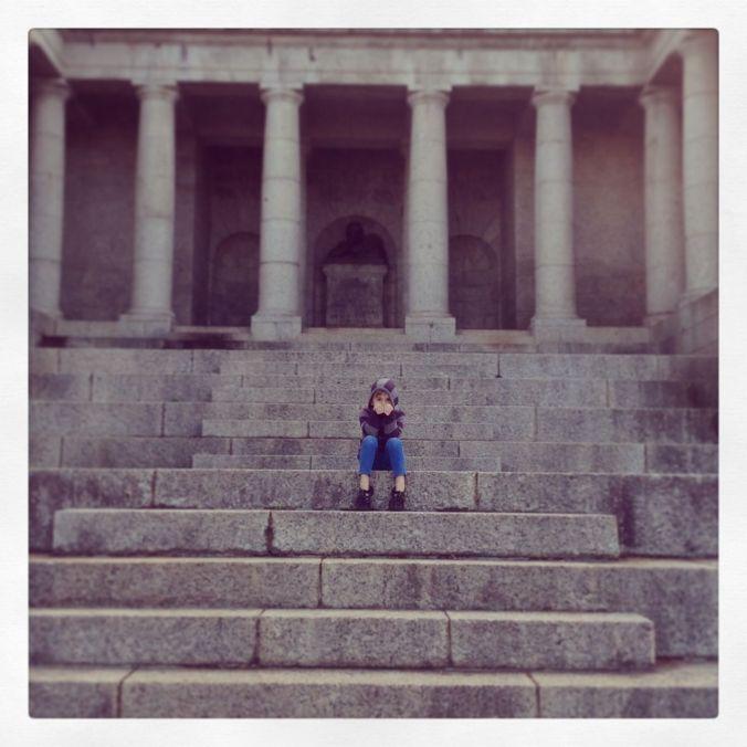 The Rhodes Memorial